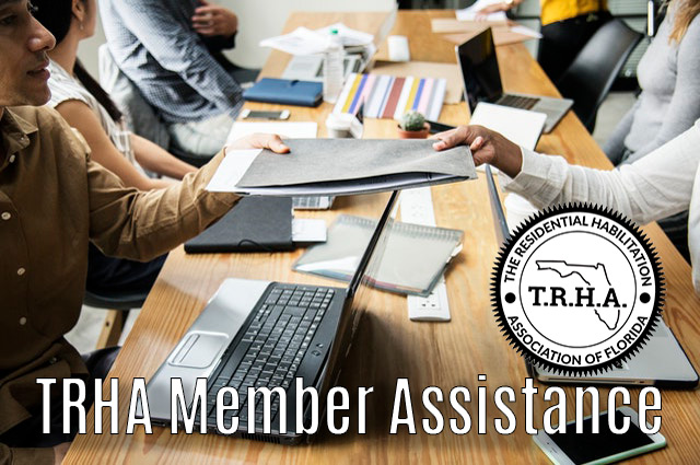 Residential Habilitation Association Member Assistance
