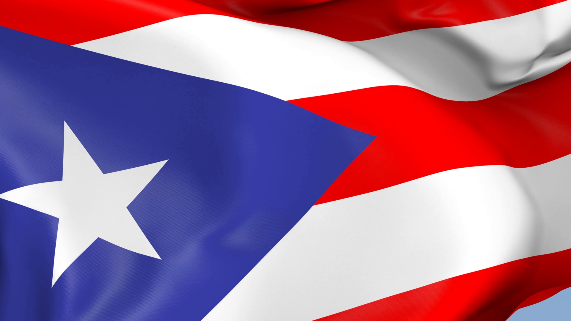 Residential habilitation Association showing support for Puerto Rico